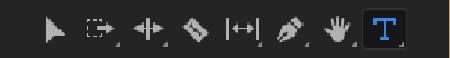 横書き文字ツール