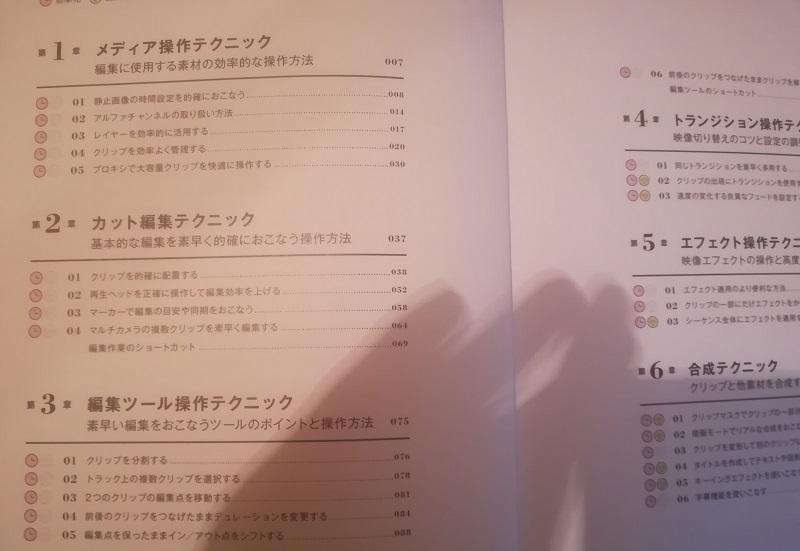 Premiere Proテクニック本目次